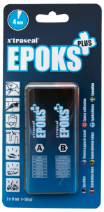 Epo liim EPOKS Plus - hall